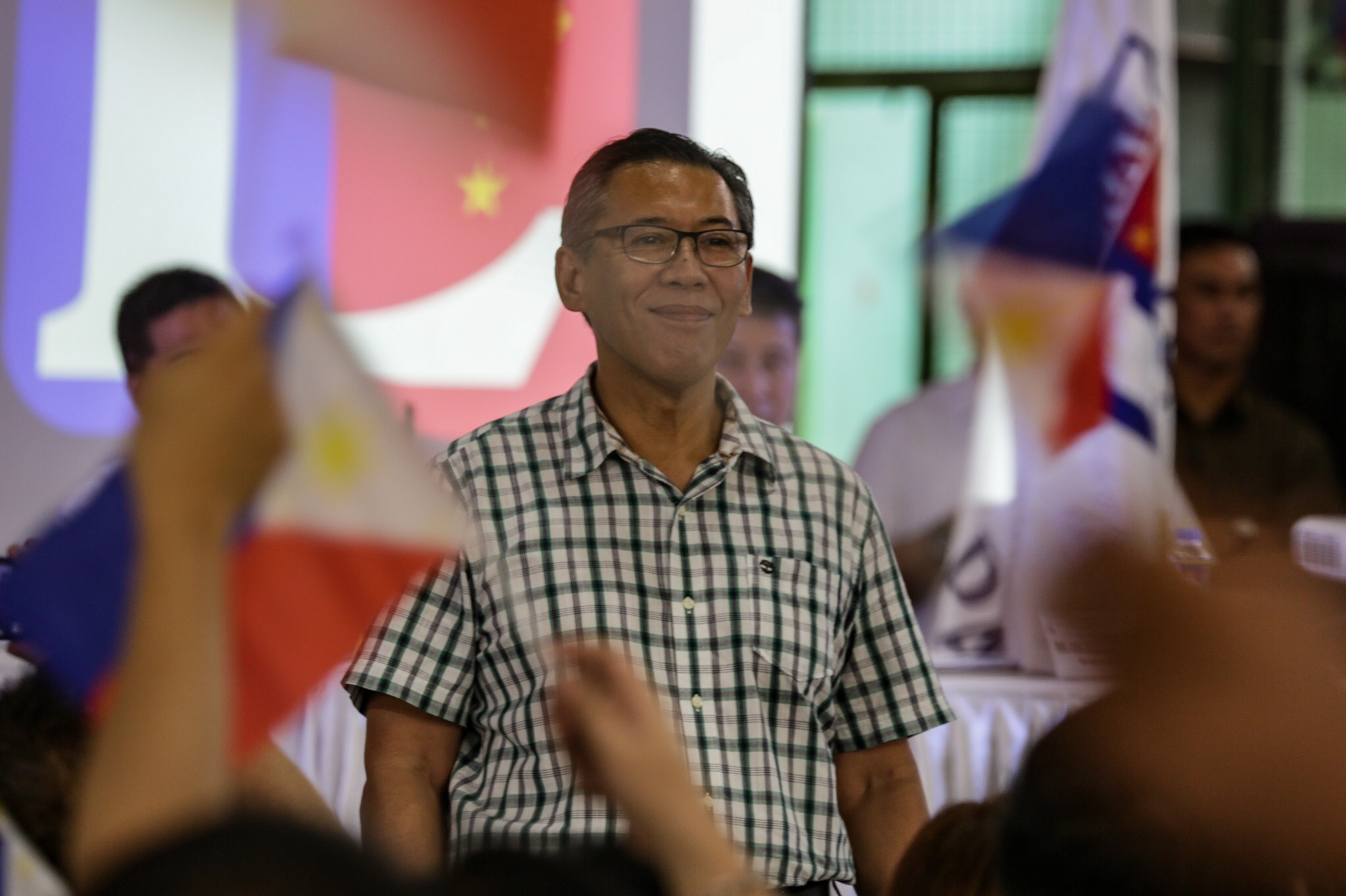 A NEW ARENA. Human rights lawyer Chel Diokno wants to bring the fight for rule of law to a different arena. Photo by Maria Tan/Rappler