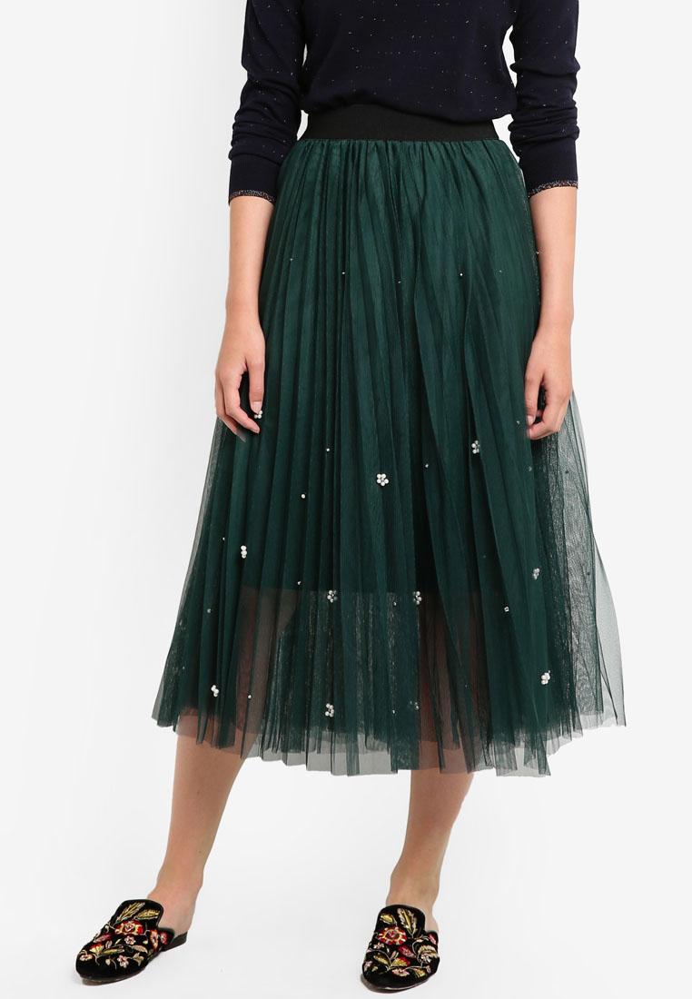 Mango embellished tulle skirt (P3,196) from Zalora.com.ph