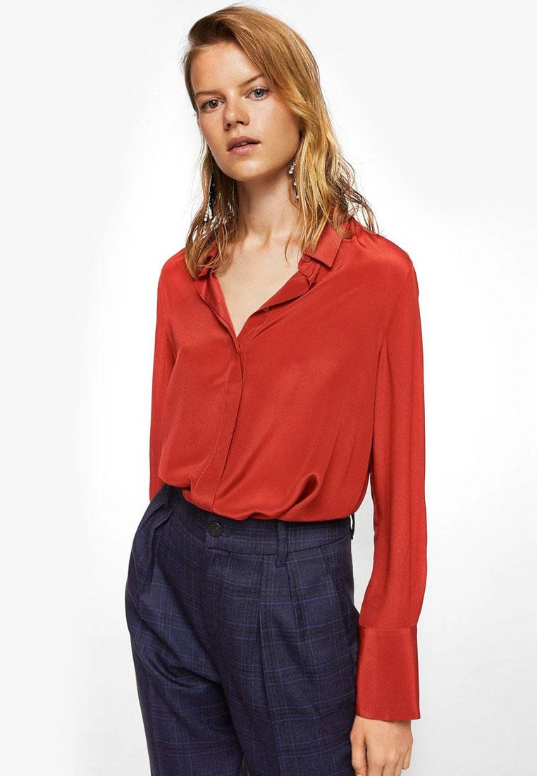 Mango silk shirt (P1,995) from Zalora.com.ph