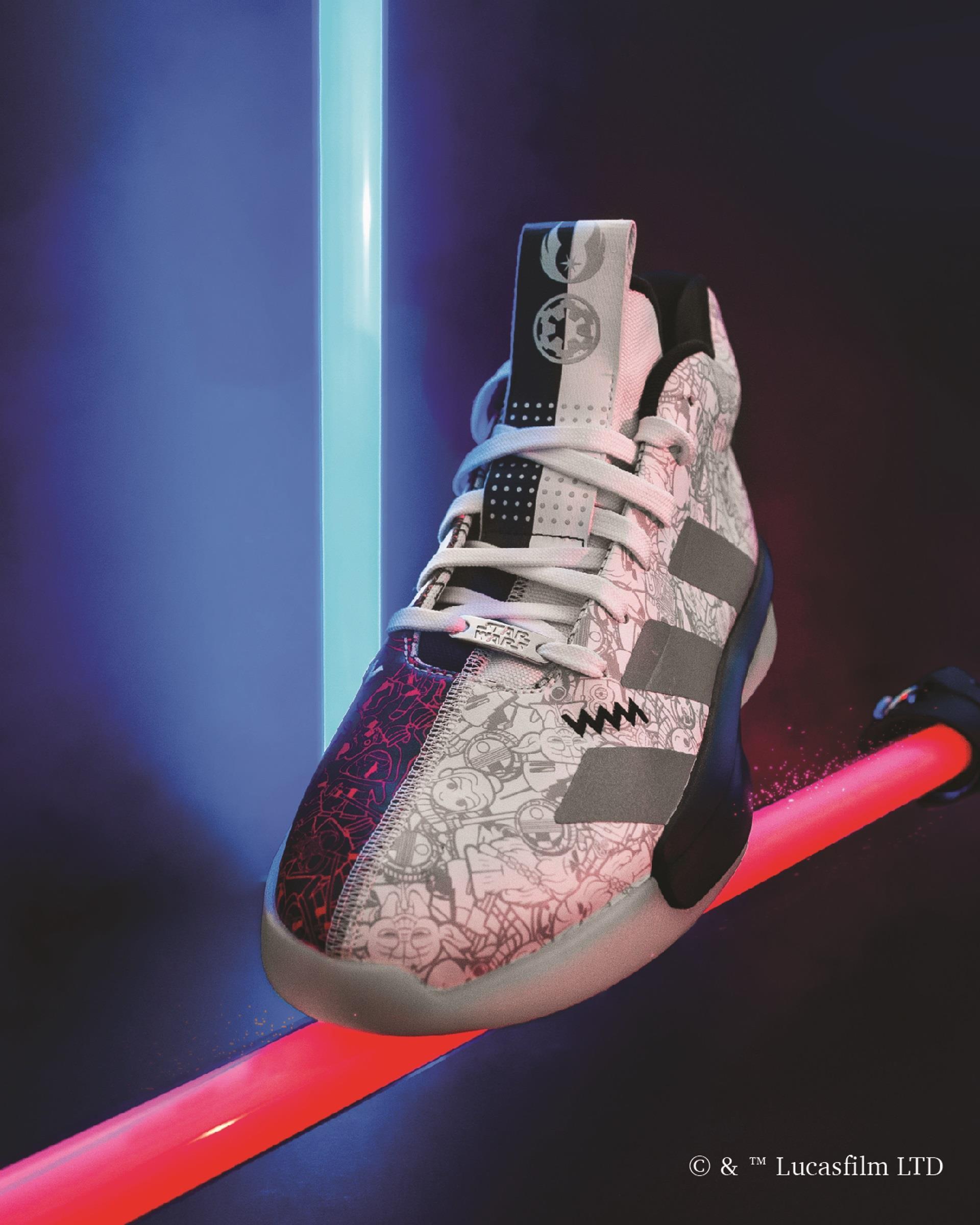 The Pro Next. Photo courtesy of Adidas
