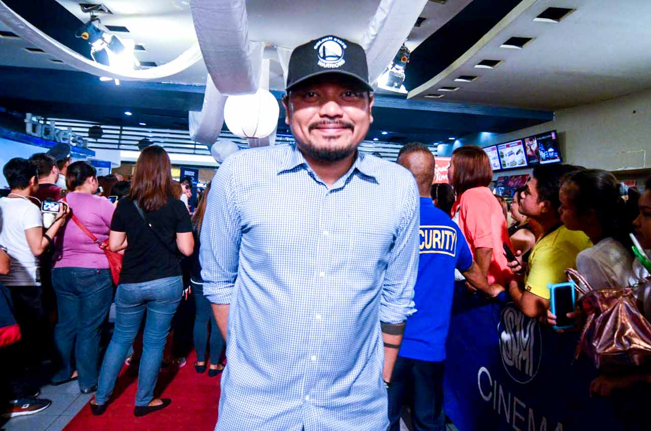 NO SEQUEL. Director Dan Villegas says he is not keen on doing a sequel to his hit film 'English Only, Please.' File photo by Alecs Ongcal/Rappler