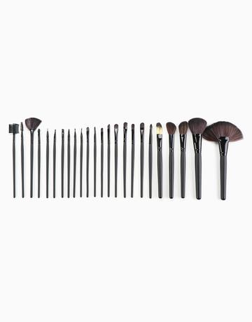 Brush Work 24-piece makeup brush set (P999) from beautymnl.com
