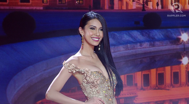 MISS EARTH 2015. Angelia Ong of the Philippines will serve as Mother Earth's ambassador until late 2016. Photo by Rappler