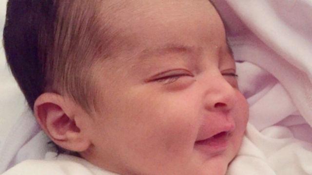 MARIA LETIZIA. Marian Rivera and Dingdong Dantes' baby arrives on November 23. Screengrab from Instagram/therealmarian