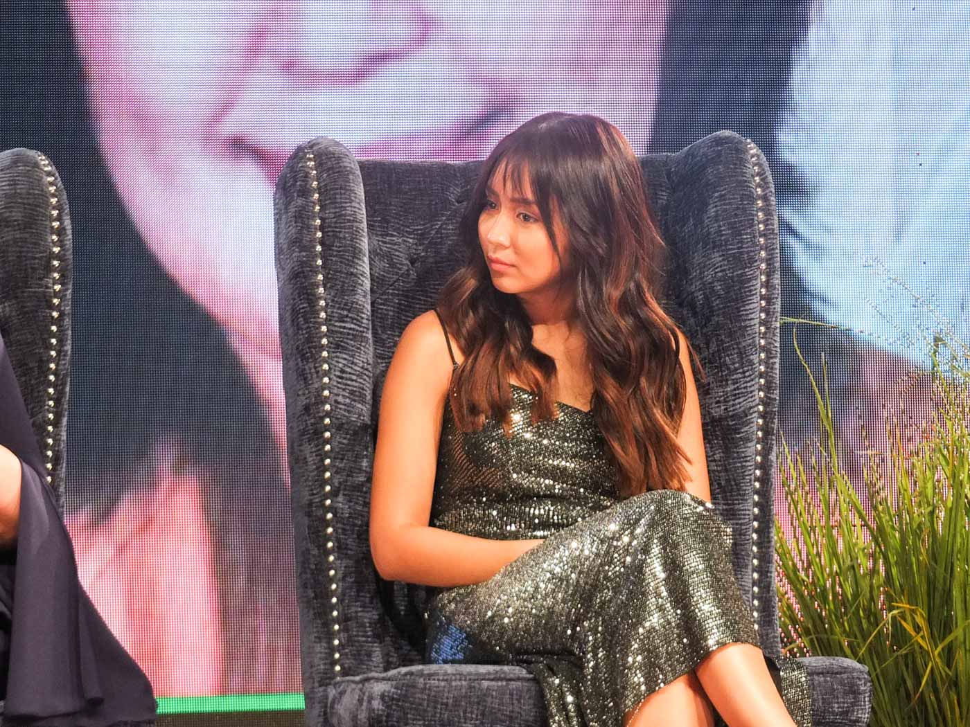 RESPECT. Kathryn Bernardo says that in settling down with a partner, one should also remember to respect one another.