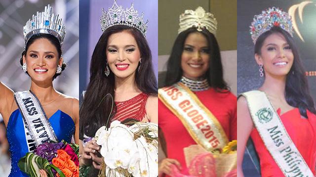 BEAUTY POWERHOUSE. Photos from Miss Universe/Instagram/@missinternationalqueen/Alexa Villano/Rappler
