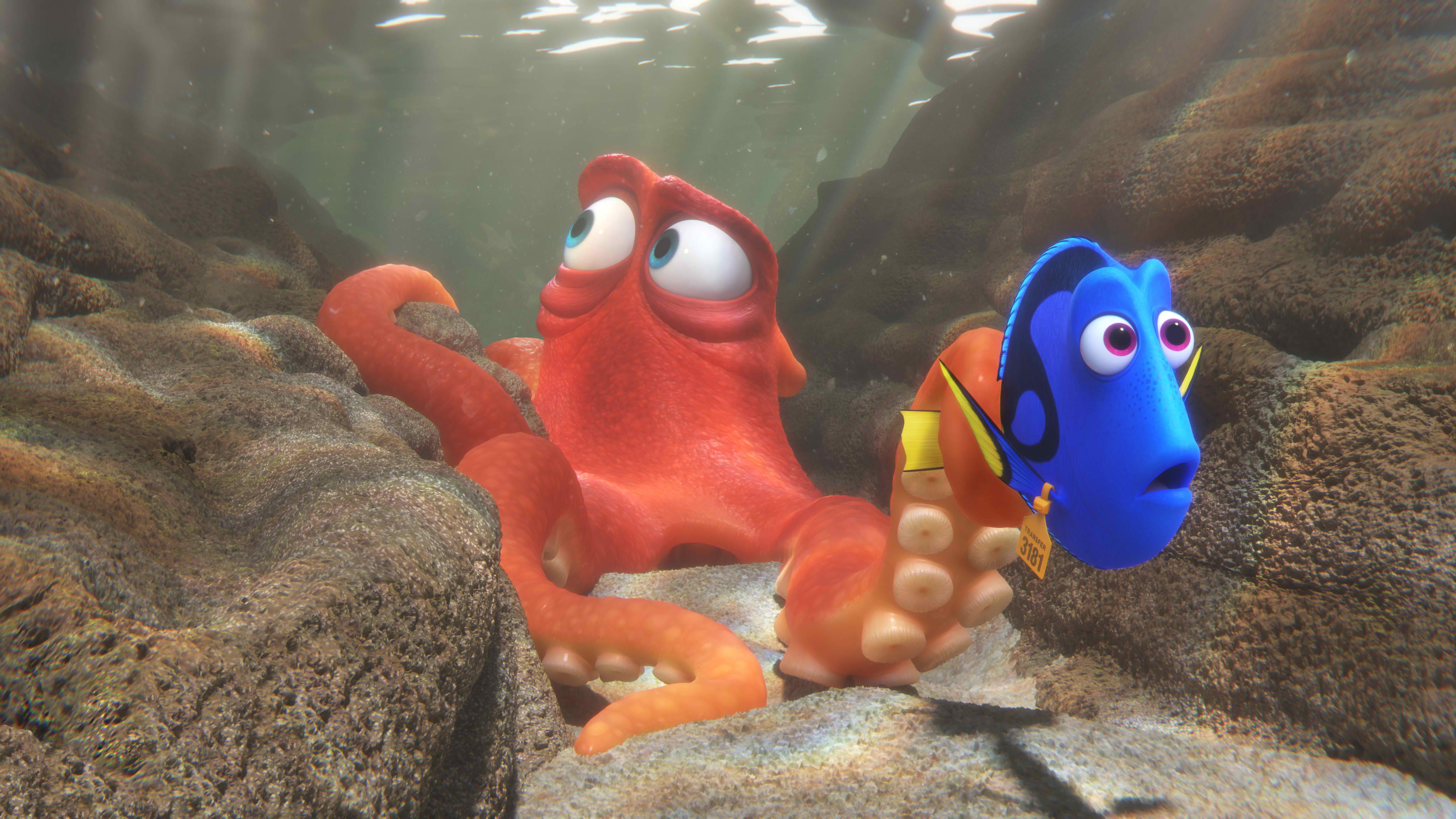 Photo courtesy of Disney Pixar