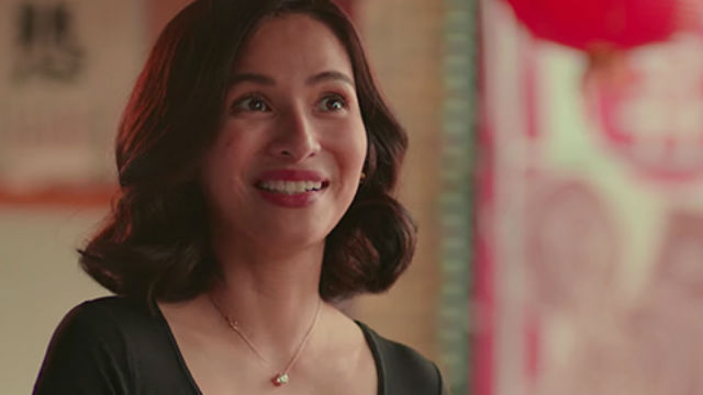 THE ONE? Jennylyn plays Gabby, a woman who wishes to marry the right man