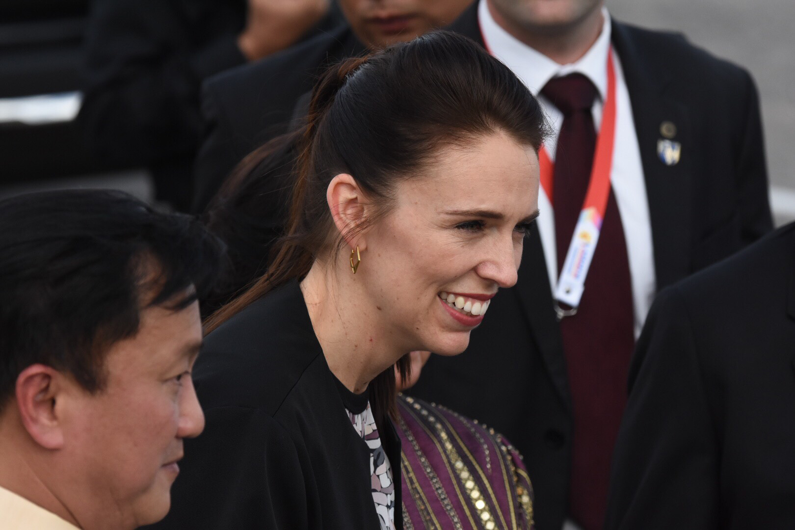 INVESTIGATION NEEDED. New Zealand Prime Minister Jacinda Ardern says the number of killings in the Philippines merits investigation.