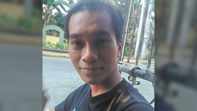 DEATH IN DETENTION. Genesis 'Tisoy' Argoncillo dies under the watch of the Quezon City Police District. Photo from Argoncillo's Facebook page