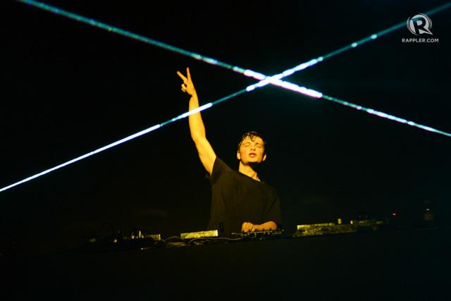 Martin Garrix. Photo by Jansen Romero/Rappler