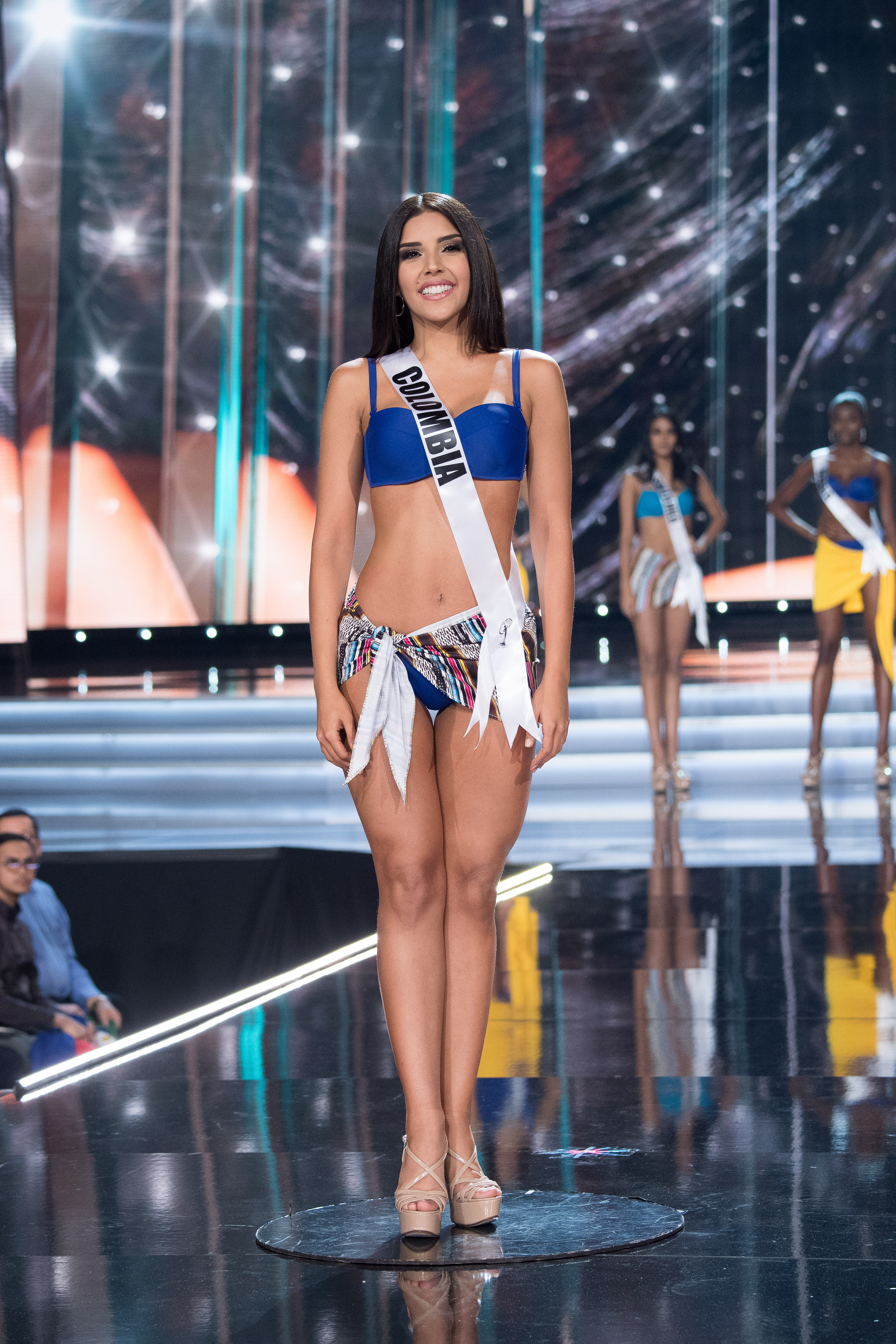 Colombia's Laura Gonzalez is this year's 1st runner-up. Photo from the Miss Universe Organization