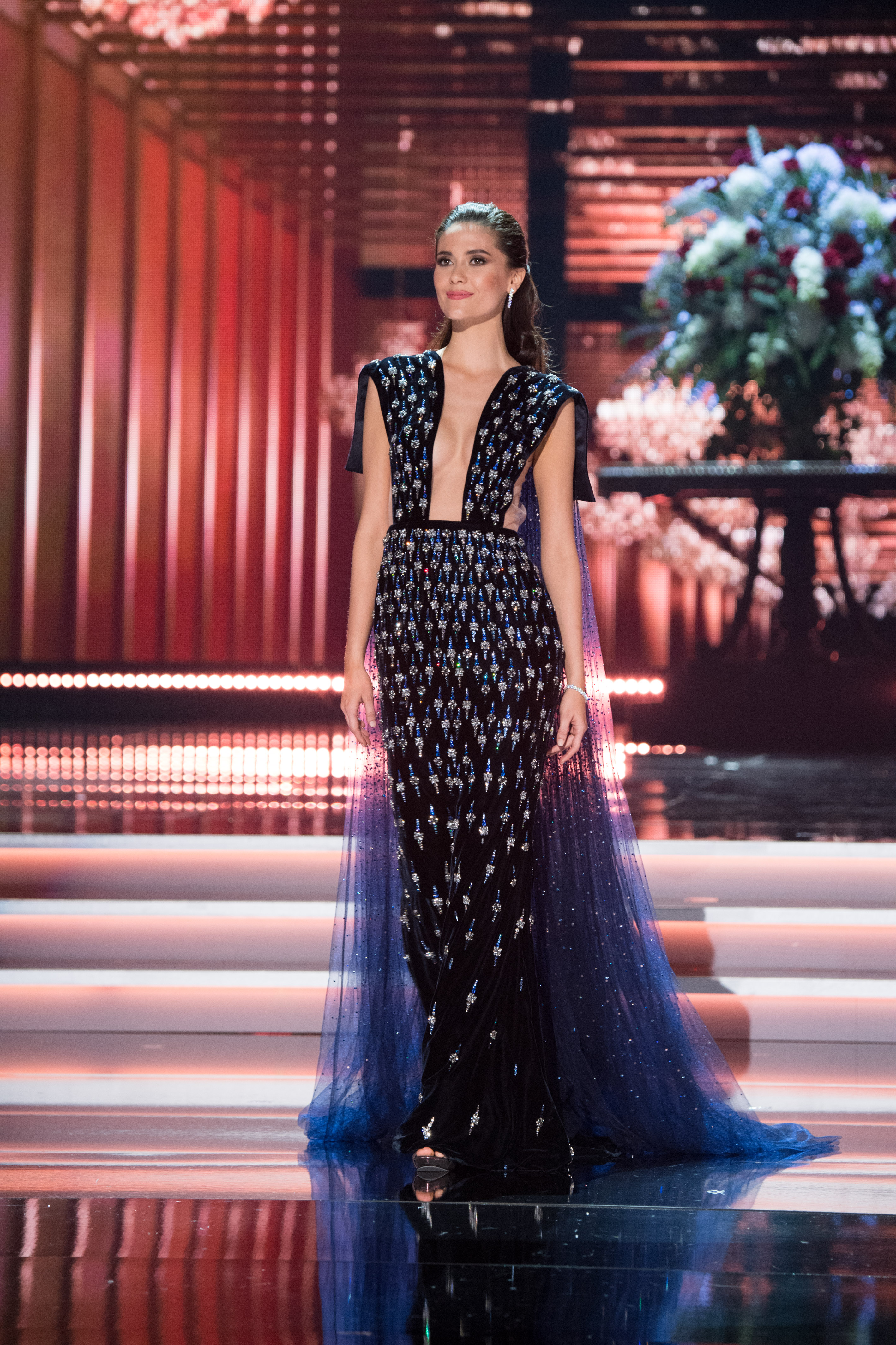 Miss Thailan 2017 Maria Poonlertlarp. Photo from the Miss Universe Organization