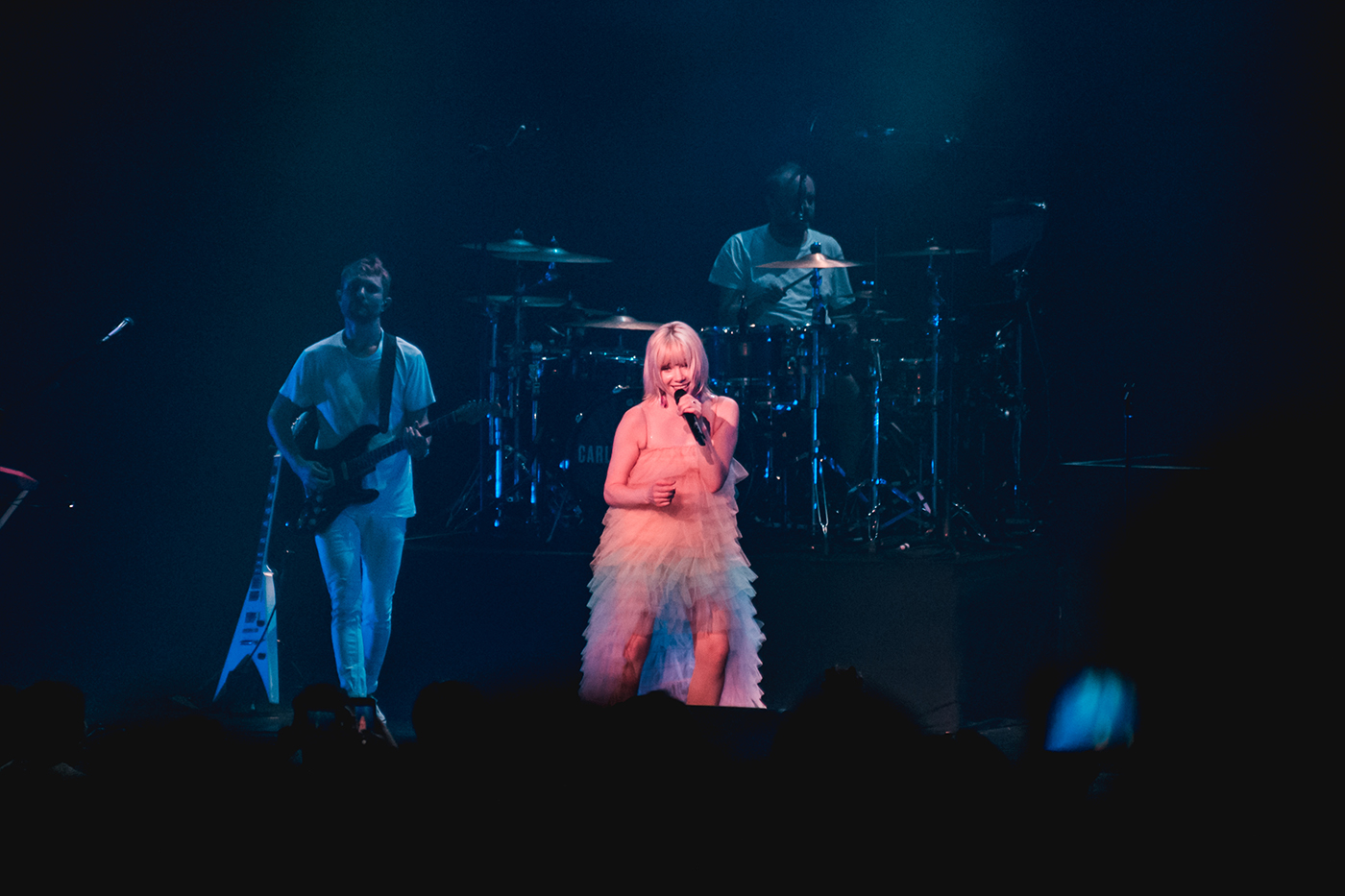 'GAY ICON.' Carly Rae Jepsen has been popular in the LGBT community for her celebrated hits. Photo by Jeremy Caisip/Rappler