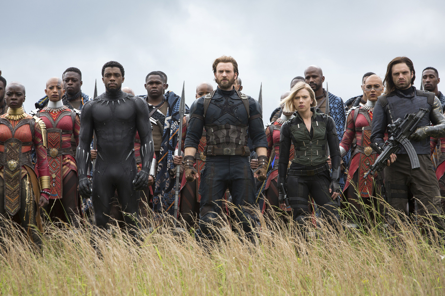 CULMINATION. 'Avengers: Infinity War' is only one half of a film if one sees it as the titular superheroesu2019 narrative. Photo by Chuck Zlotnick/Marvel Studios 2018
