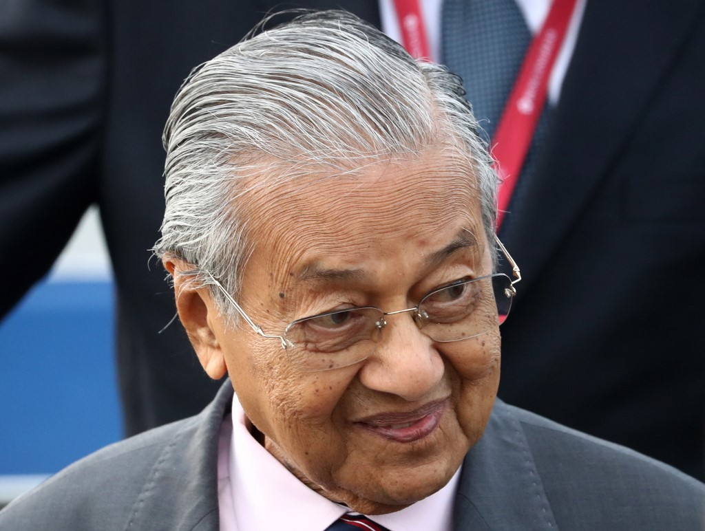 RESIGNED. What now after Mahathir Mohamad is replaced as prime minister of Malaysia? File photo by AFP