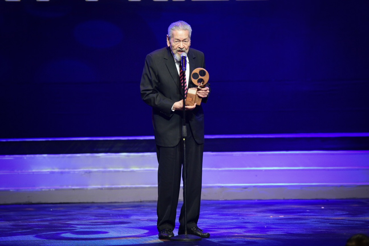 SPECIAL AWARD. Actor Eddie Garcia