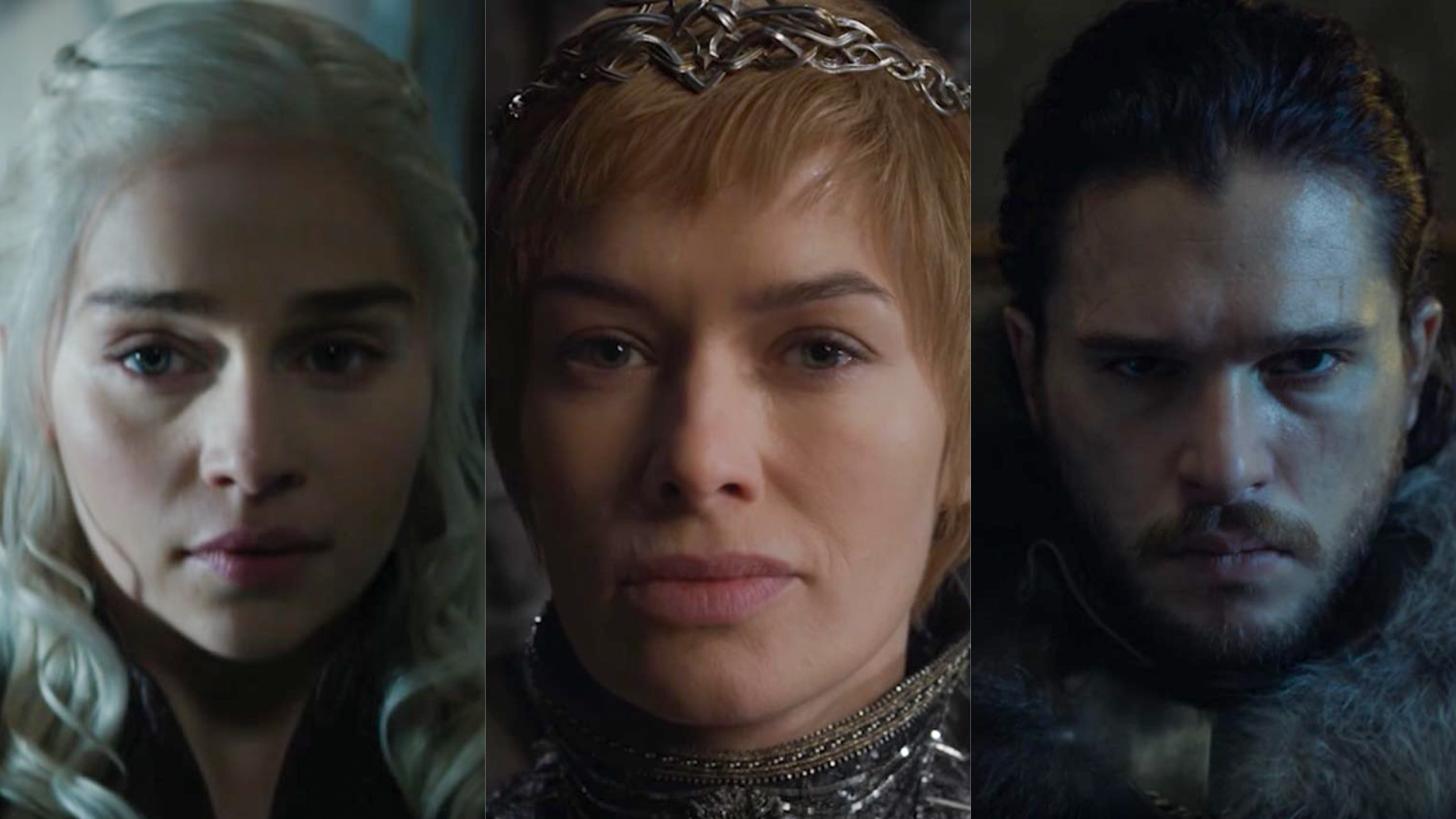 Screengrabs from YouTube/GameofThrones