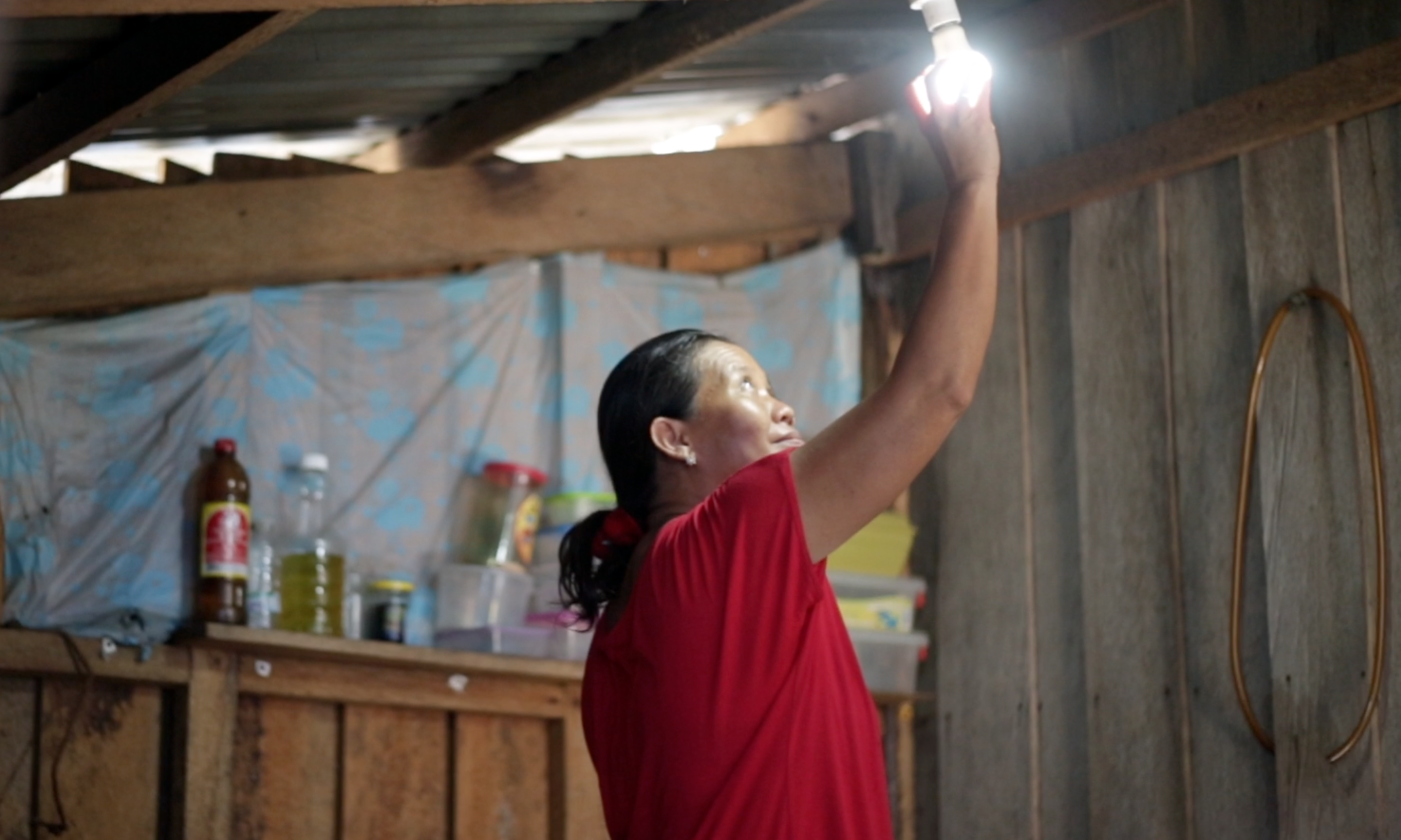 ACCESS TO MORE FILIPINOS. Solar Para Sa Bayan is now operating in over 12 towns.