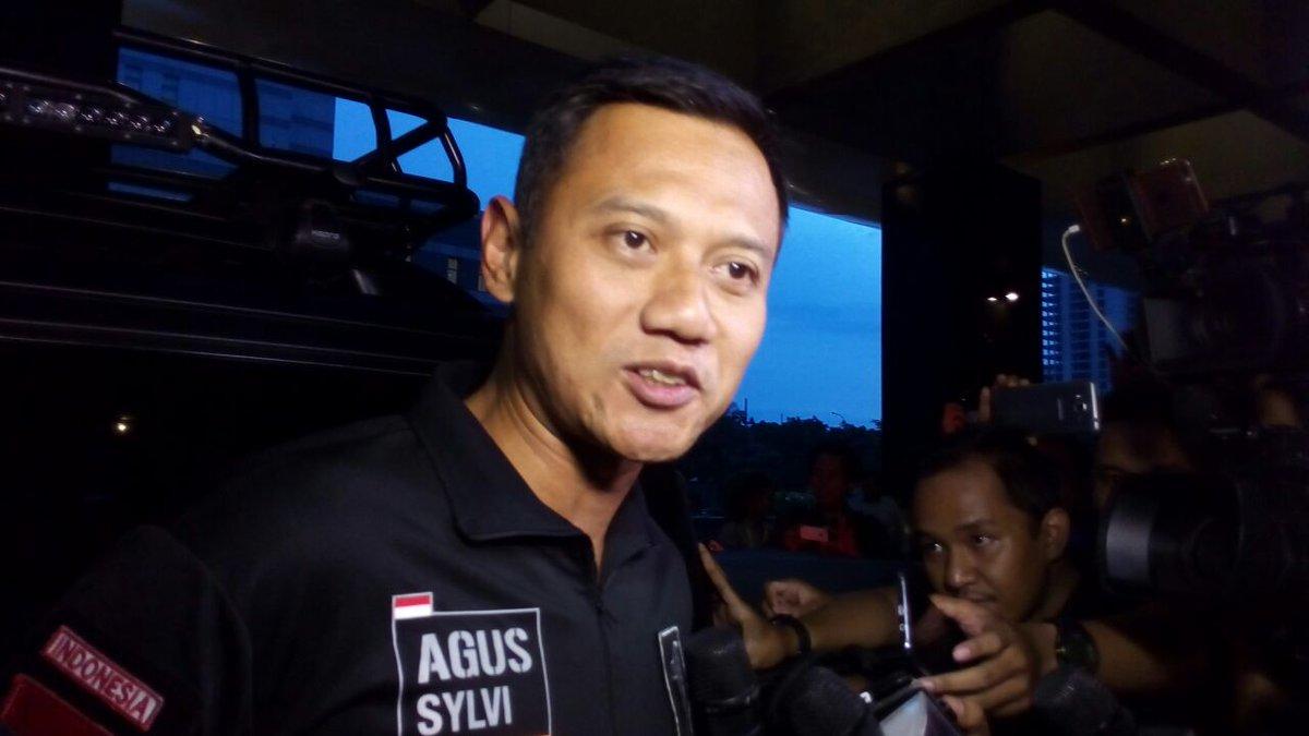 MAJU PILPRES 2019. Partai Demokrat turut menyiapkan Agus Harimurti Yudhoyono (AHY) untuk maju dalam pemilu presiden 2019. Foto oleh Diego Batara/Rappler