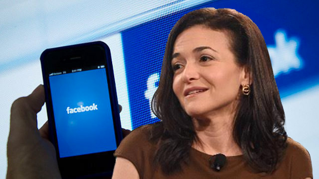 COO. Sheryl Sandberg speaks onstage during The 2017 Makers Conference Day 2 at Terranea Resort on February 7, 2017 in Rancho Palos Verdes, California. Sandberg photo by Emma McIntyre/AFP