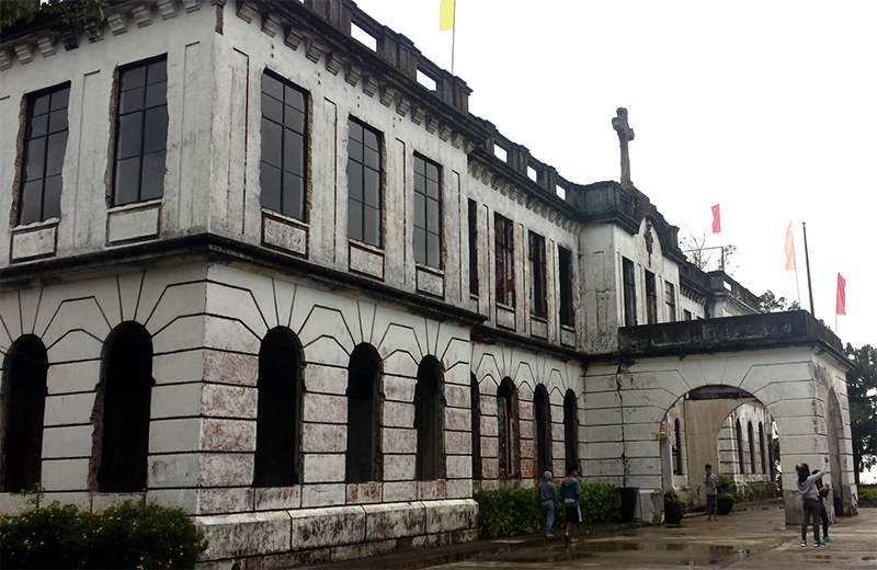 HERITAGE SITE. The Dominican Retreat House has been deemed as a Heritage Site. Photo by Jessa Polonio/ Rappler
