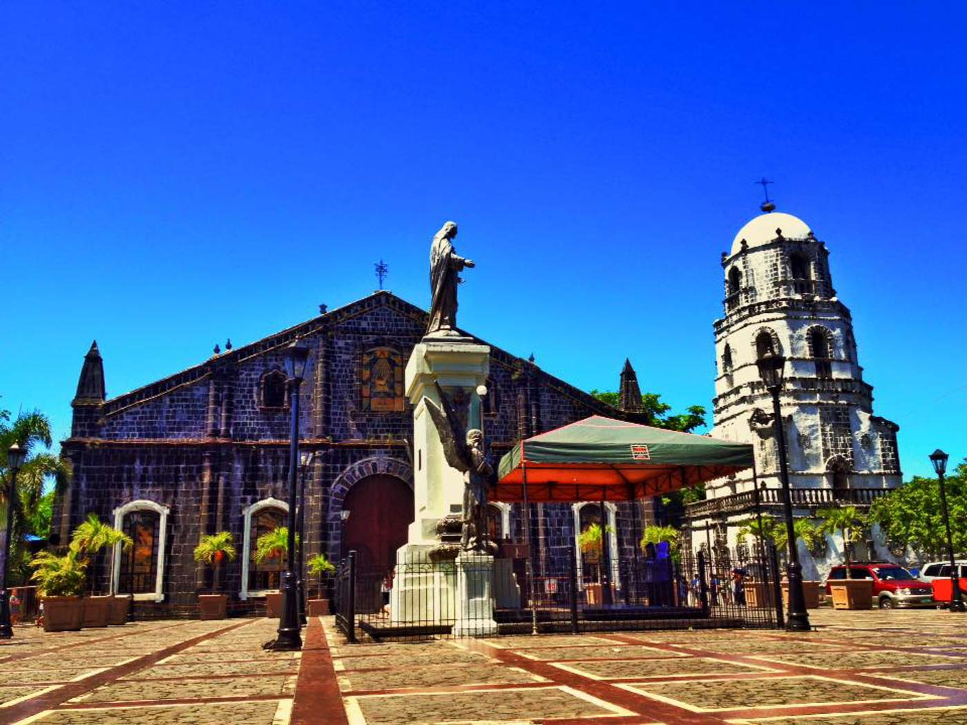 St. John the Baptist Church in Tabaco. Photo courtesy of Jemn Dimaculangan