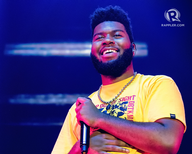 American Teen in Manila: Khalid performs for Pinoy fans