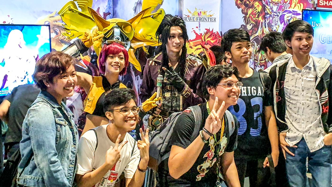 ESGS 2019. Photo by Angelo Gonzales/Rappler