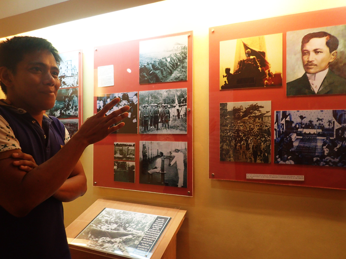PRE-MARCOS. The Bantayog Museum also has photos showing heroes and events prior to Marcosu00e2u0080u0099 presidency to give better context to the Marcos era.