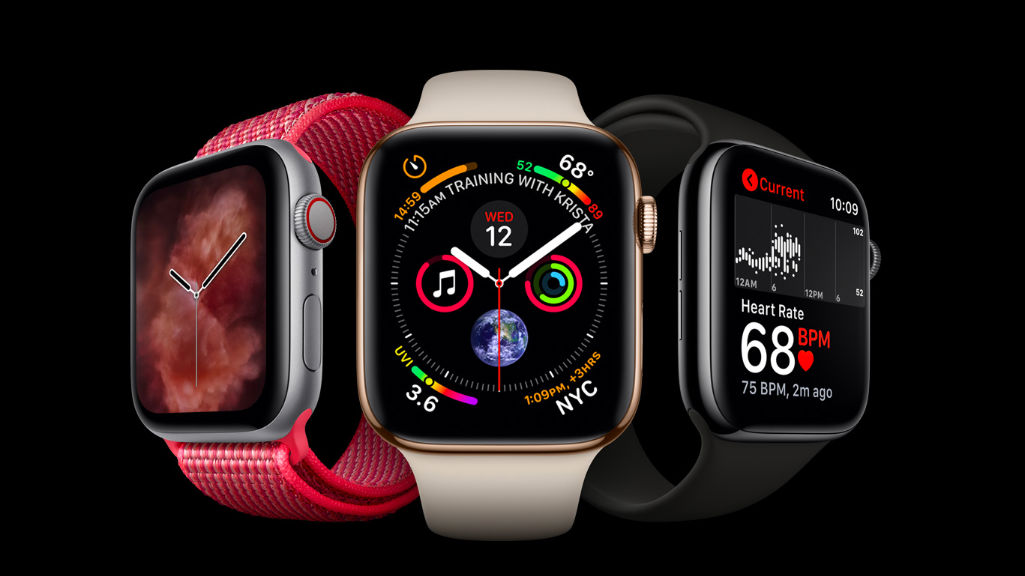 APPLE WATCH. Photo from Apple.