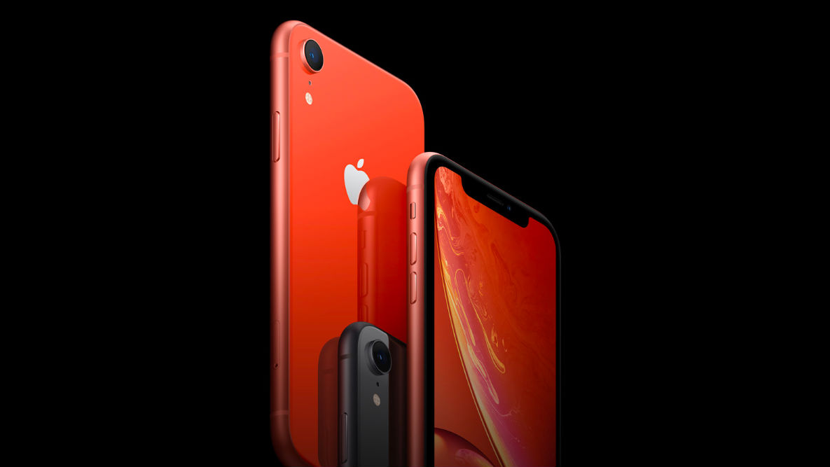 IPHONE XR. Photo from Apple