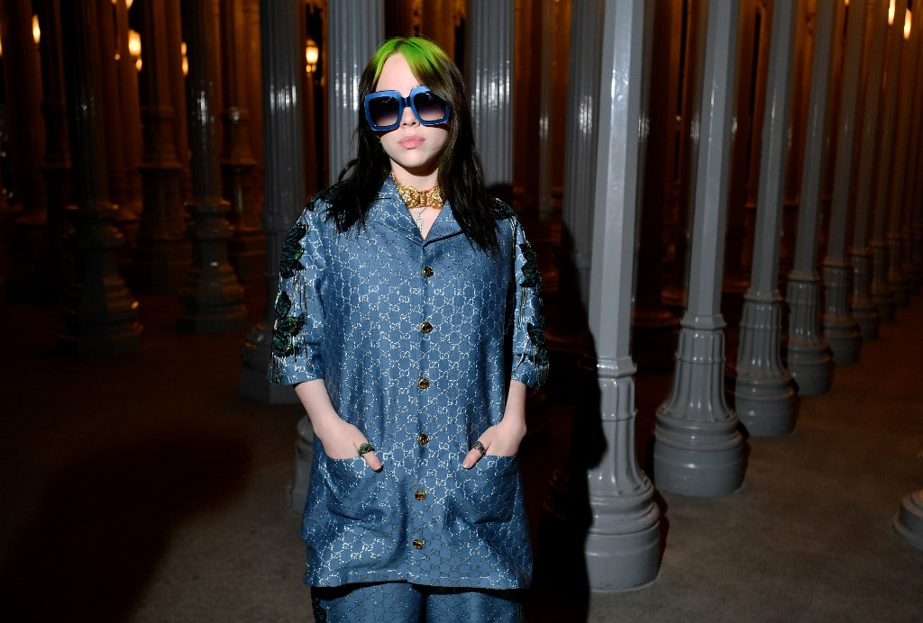 YOUNGEST NOMINEE. Billie Eilish is also up for some of the top awards in the Grammys.  File photo by Emma McIntyre/Getty Images for LACMA/AFP