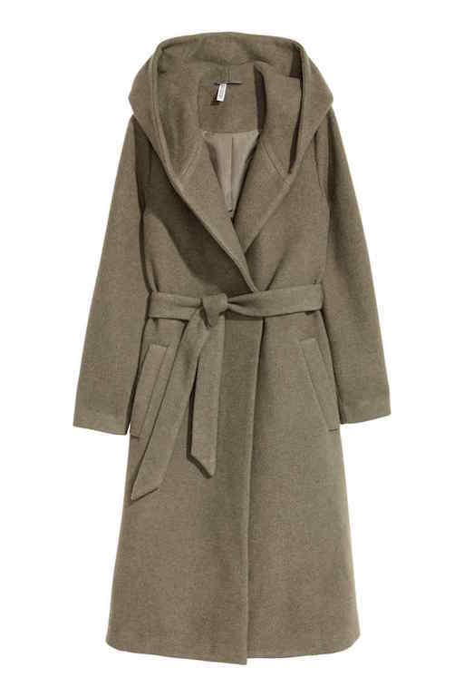 Wool-blend coat (P3,490) from hm.com