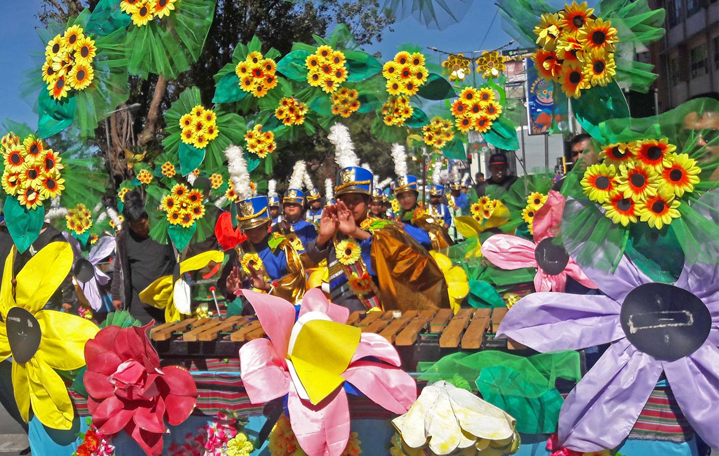 Baguio Flower Festival 2018 Street Dance Competition. Photo by Mau Victa/Rapple