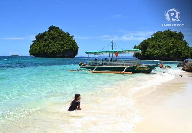 Mindanao Tourist Spots Brochure Tagalog