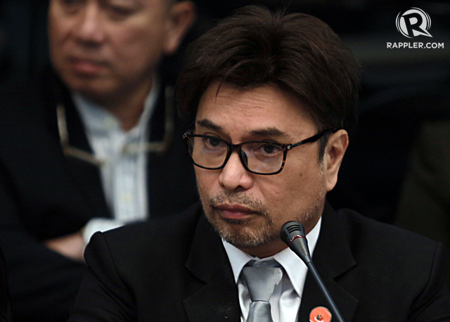 FROM PAGCOR TO OWWA. Arnell Ignacio is now in charge of helping the Filipino OFWS in OWWA. File photo by Ben Nabong/Rappler