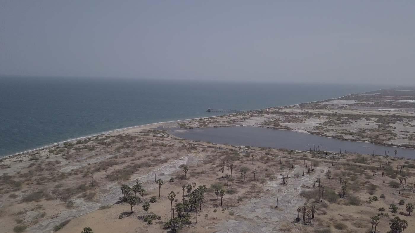 SAND MAFIAS. Beaches in Tamil Nadu. Photo courtesy of Forbidden Stories