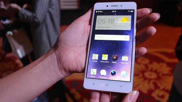 Oppo jeli melihat pasar untuk selfie tersebut sebagai peluang. Foto oleh Fadly Yanuar Iriansyah/Tech in Asia