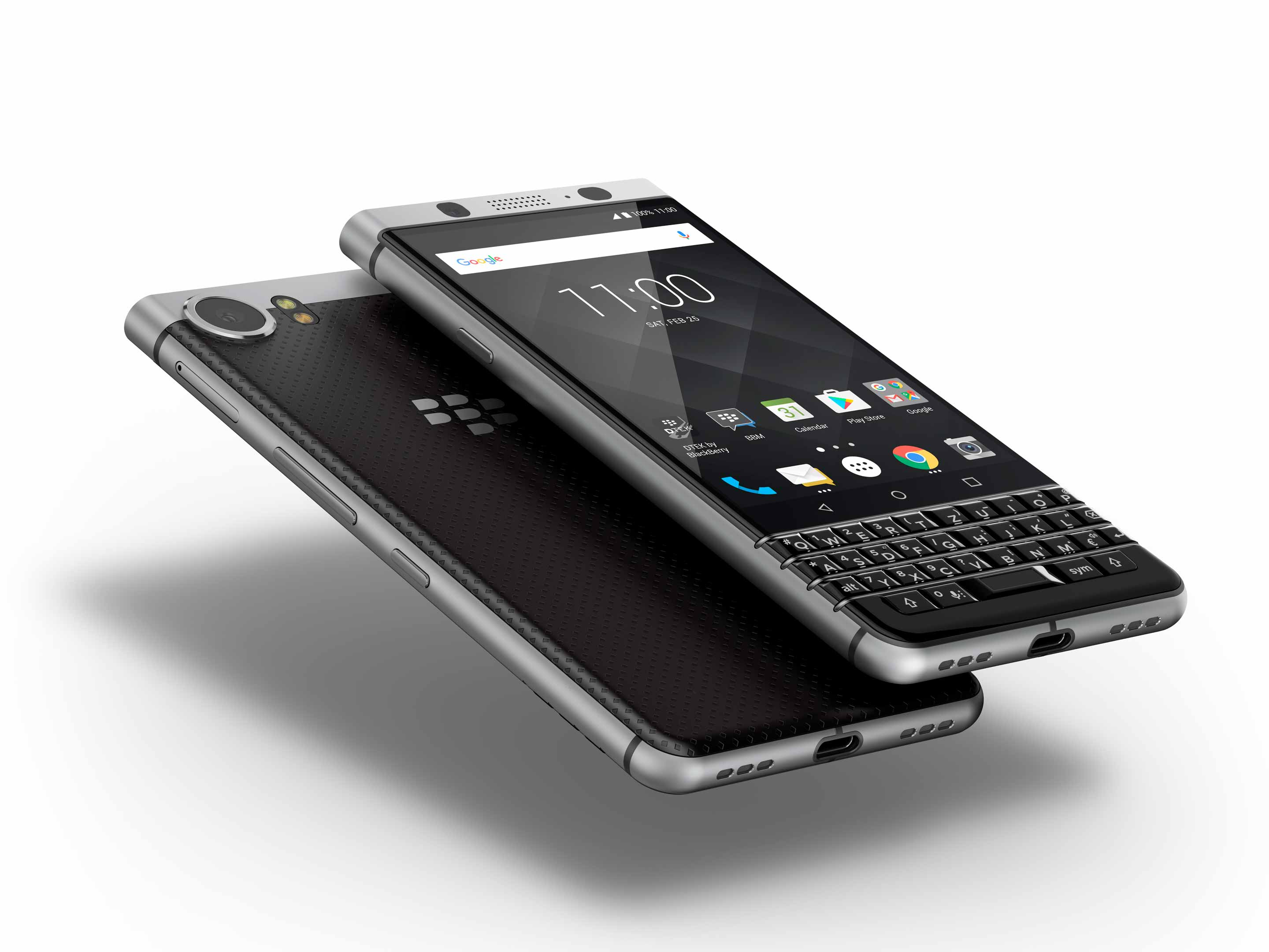 KEYONE. Photo from Blackberry