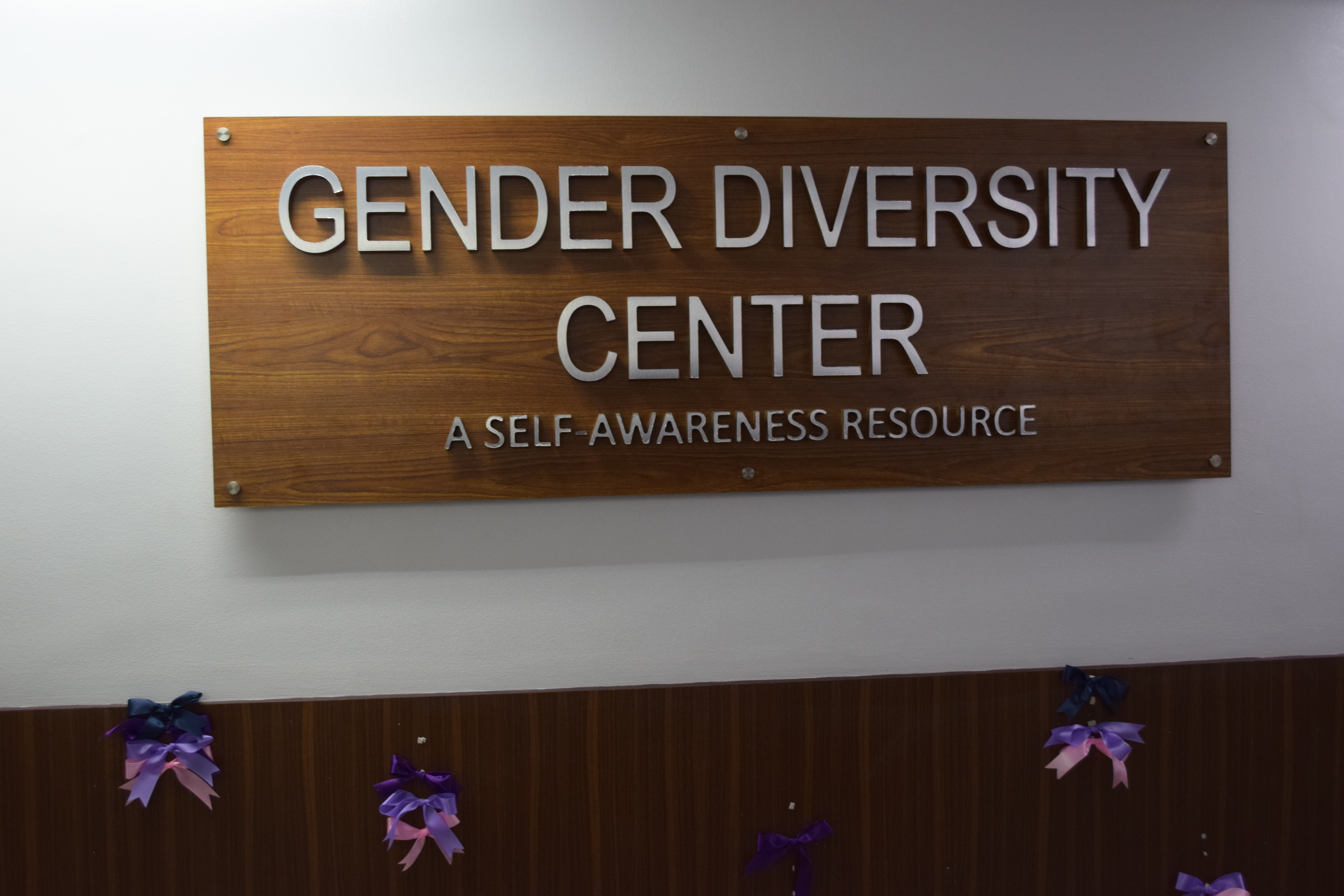 FIRST IN PH. The Gender Diversity Center gives the chance for the LGBT community to assess themselves.