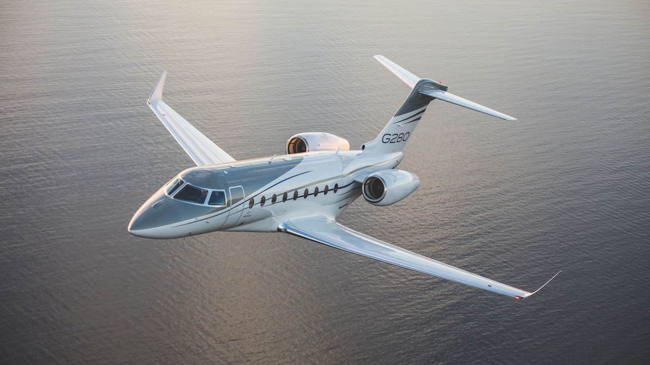 HIGH SPEED JET. The Philippine Air Force is getting a new jet through a foreign military sales agreement with the US government. Photo from the Gulfstream website