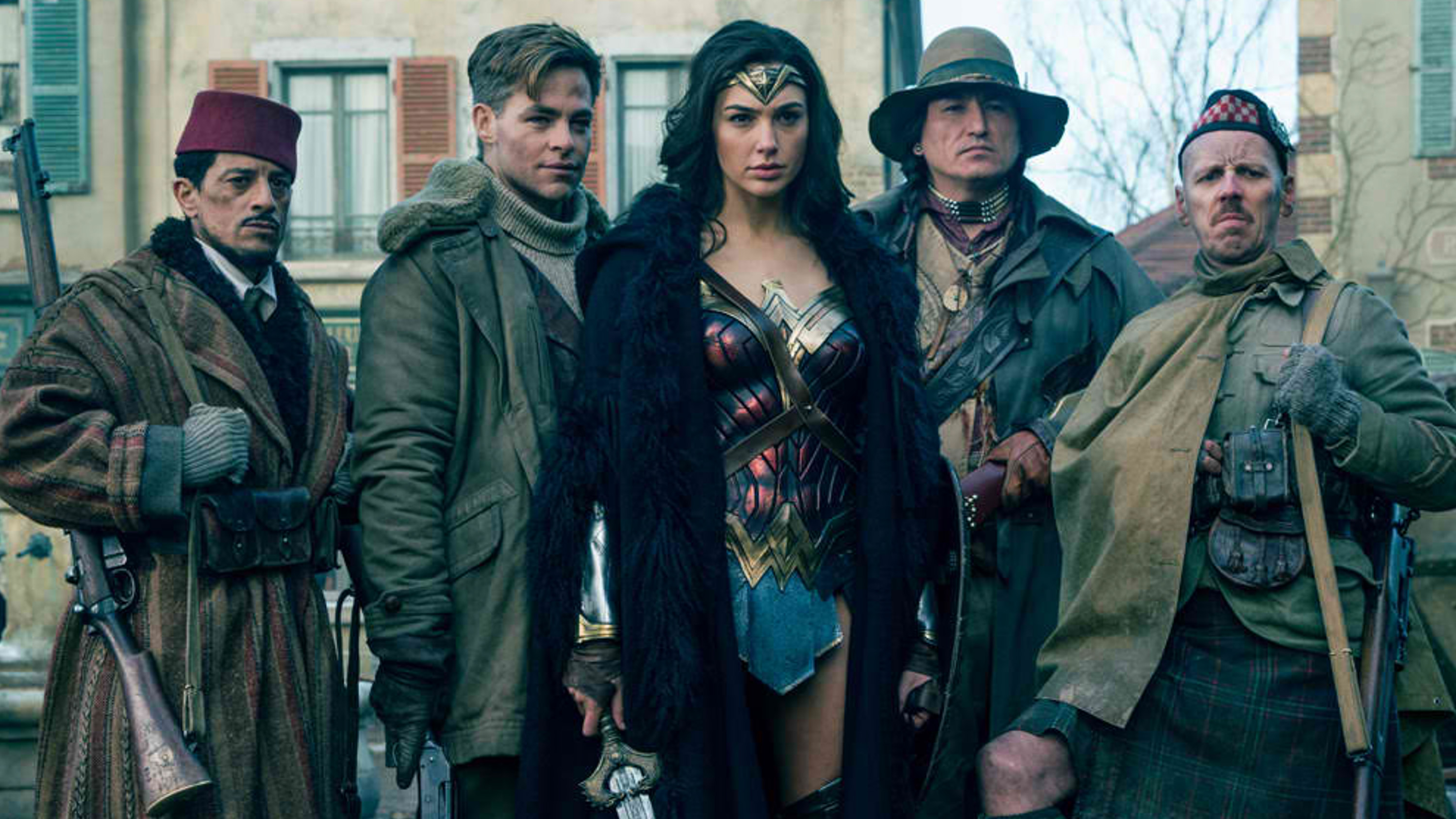 Movie Reviews What Critics Are Saying About Wonder Woman