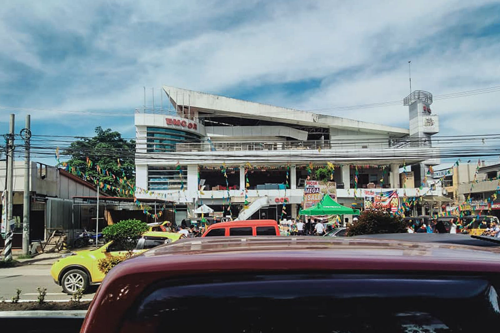 DIGOS CITY. Photo by Ricoy Arellano Bajenting