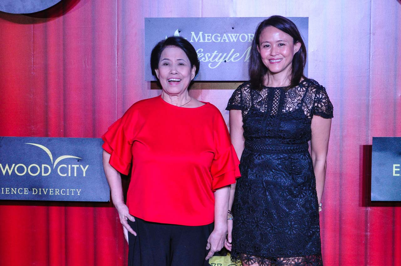 Mother Lily Monteverde and daughter Roselle