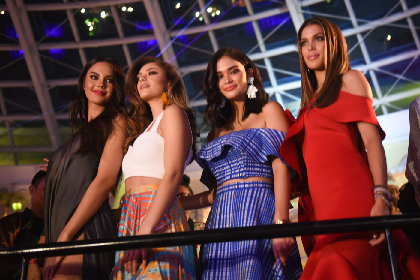 NEXT IN LINE? Will Catriona Gray join the Miss Universe line of winners soon?