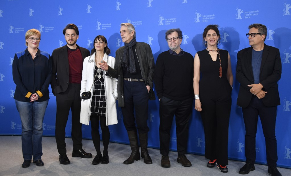 THE JUDGES. The Berlinale 2020 film festival International jury pose during a photocall on February 20, 2020, on the day of the official opening of the 70th Berlinale film festival in Berlin. Photo by John Macdougall/AFP
