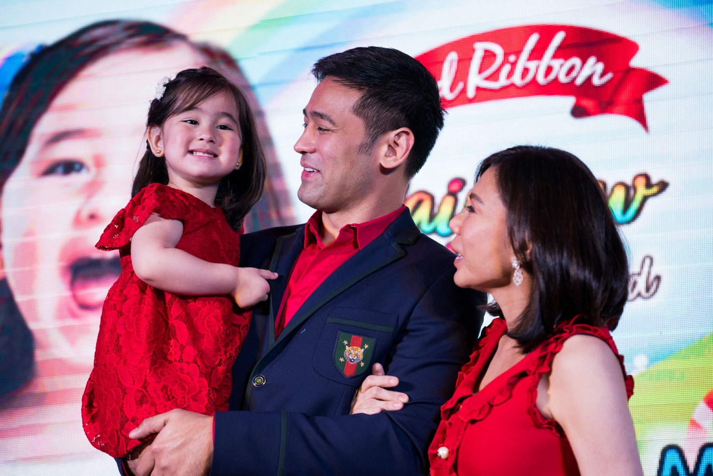 THE BELO-KHOS. The family starts and ends their days together. Photo by Martin San Diego/Rappler
