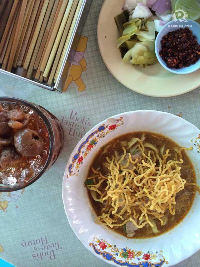 ENJOY. Khao Soi. Photo by Ina Sebastian