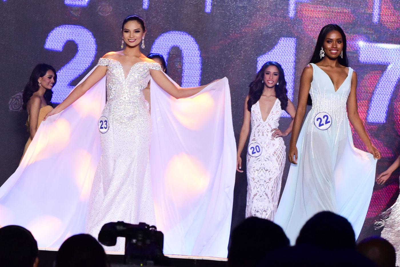 #23 Princess Laureano, #20 Trizha Ocampo, #22 Chelsea Anne Manalo